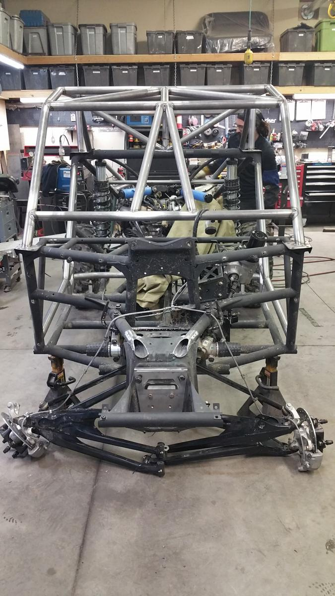 Can-Am build pic