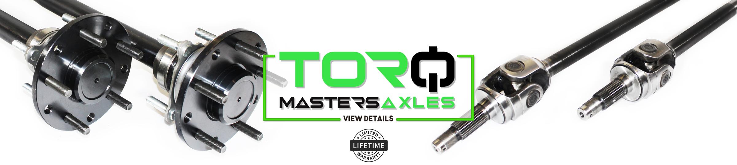 Locking Differential | Torq-Masters