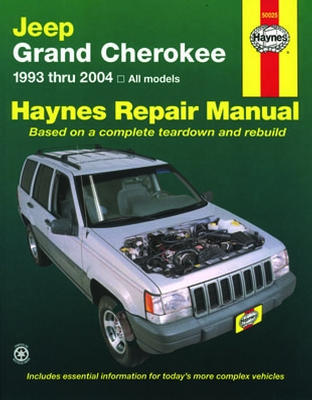 Jeep Grand Cherokee 93 04 Haynes Repair Manual Locking Differential Aussie Locker By Torq Masters