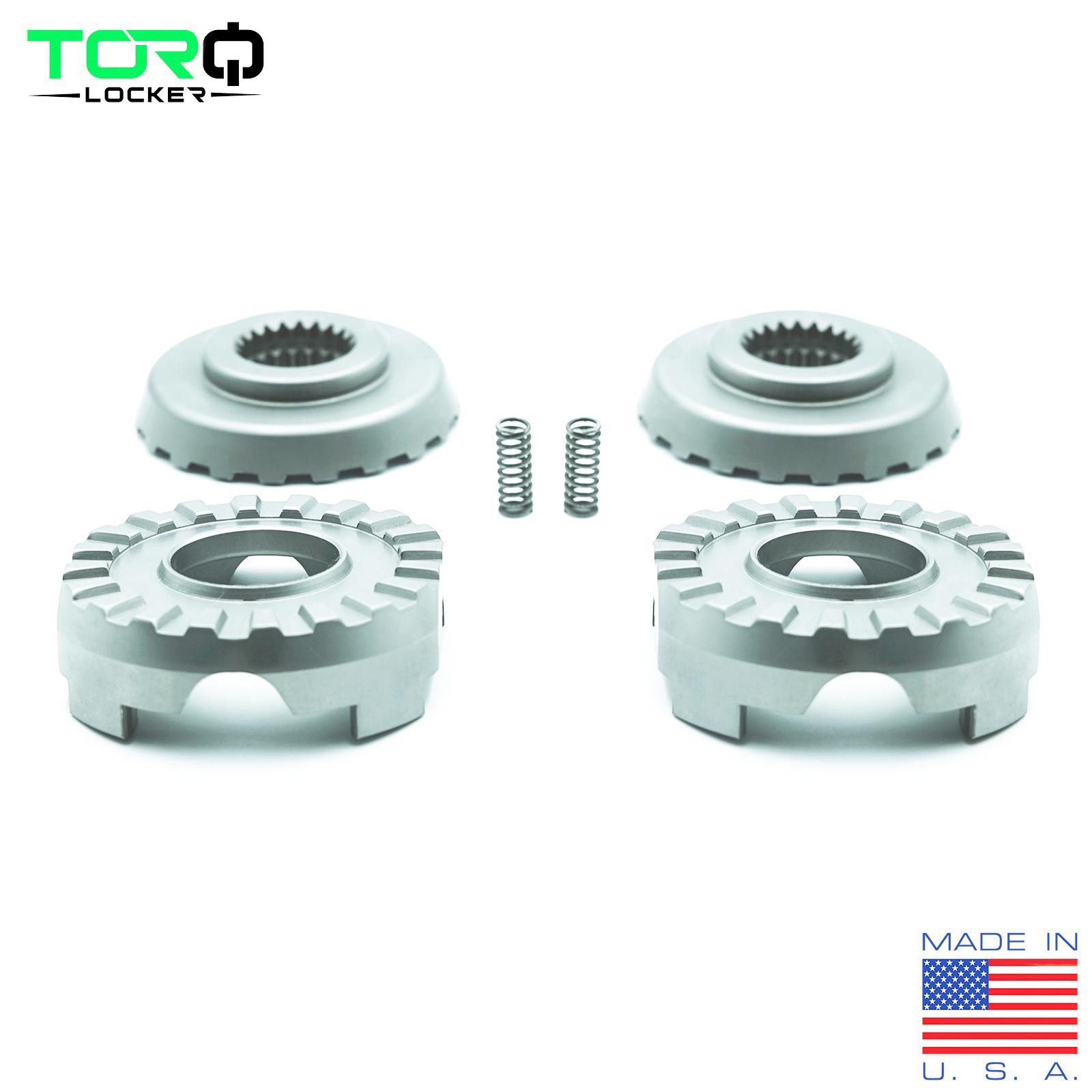 TORQ Locker TL-CANAM Front Differential Locker | Locking