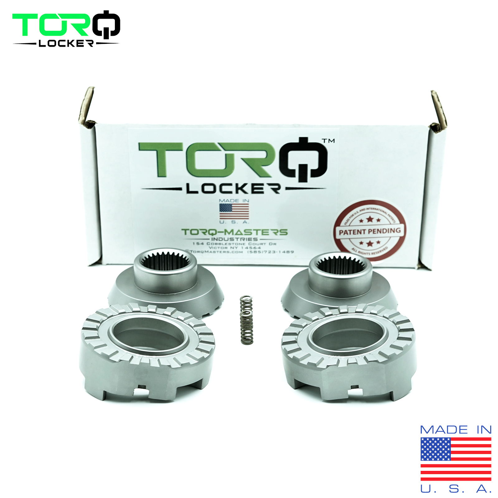 TORQ Locker TL-13227 Dana 30 For JK Next Generation Differentials