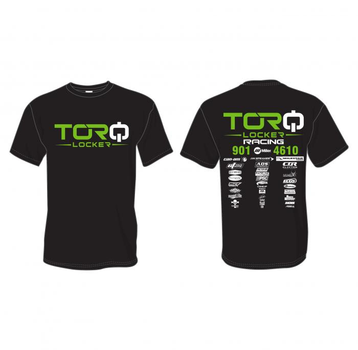 TORQ Locker Racing T-Shirt