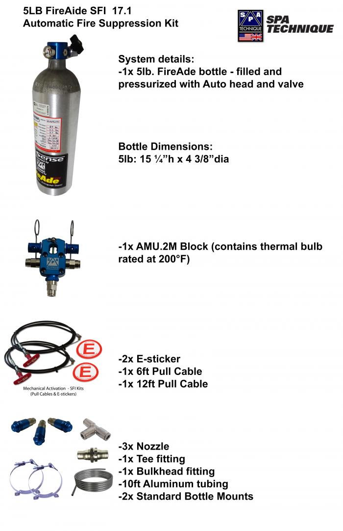 FireAid SPA 5lb