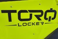 TORQ Locker sticker